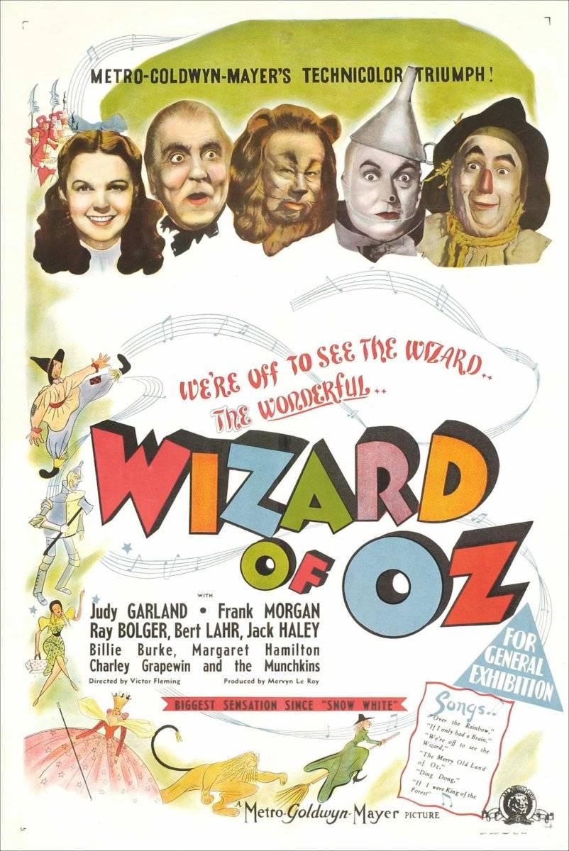 """Google rinde tributo a película """"Wizard of OZ"""" a través de su búsqueda"""