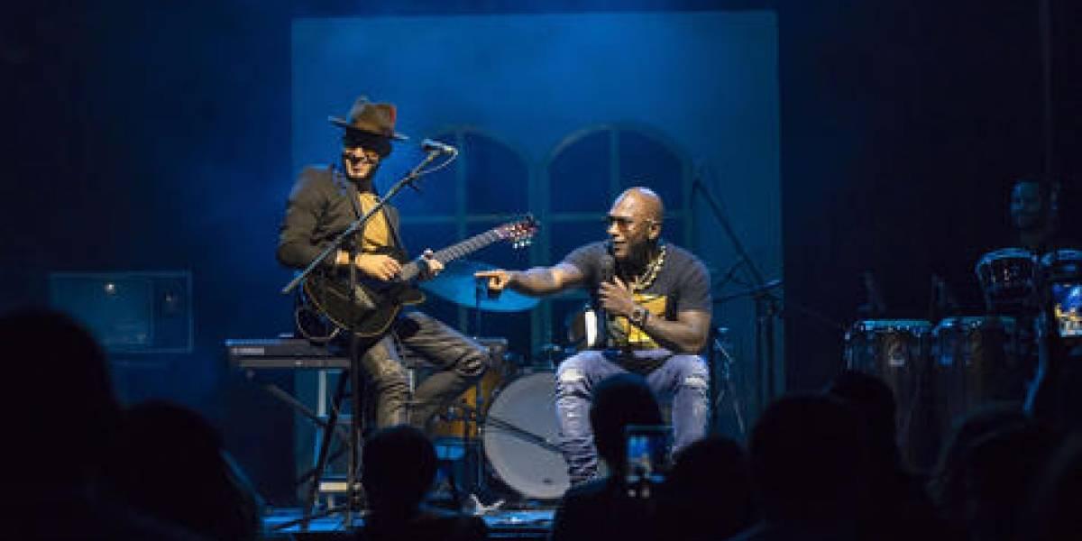 Zeo Muñoz presentó su concierto en Escenario 360 con amigos invitados