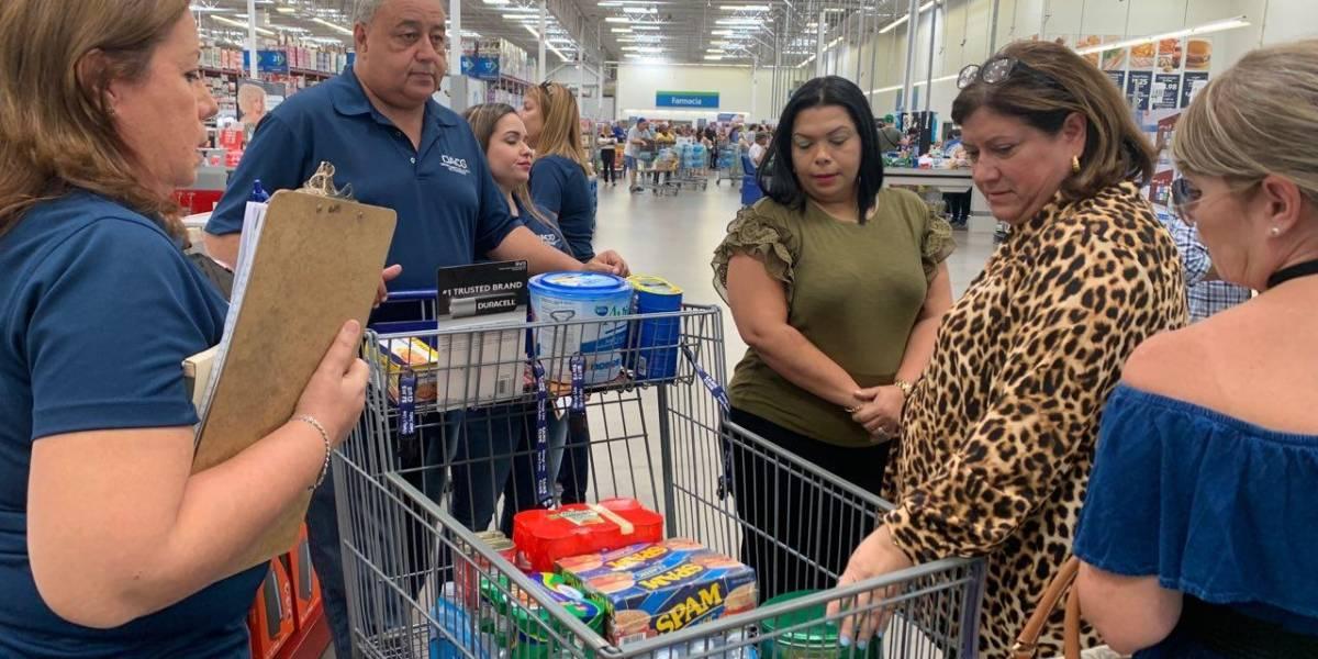 DACO extiende orden de congelación de precios a artículos de primera necesidad