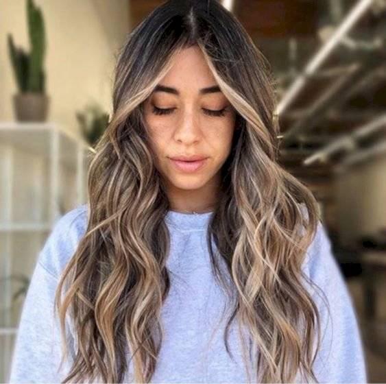 tendencia de color de cabello 2019