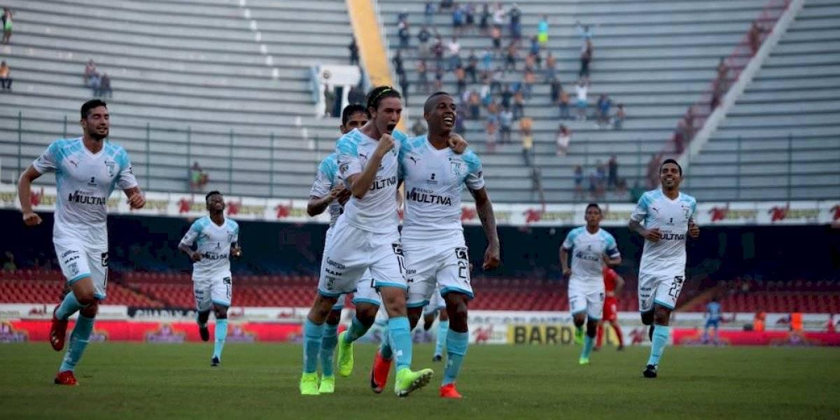 Veracruz es goleado por el Querétaro y llega a 33 sin ganar