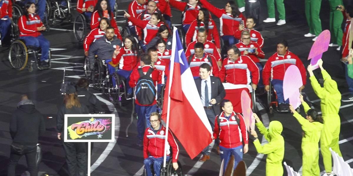 """Comité Paralímpico de Chile: """"Hemos crecido más rápido que el apoyo, estamos en condiciones de pedir un poquito más"""""""