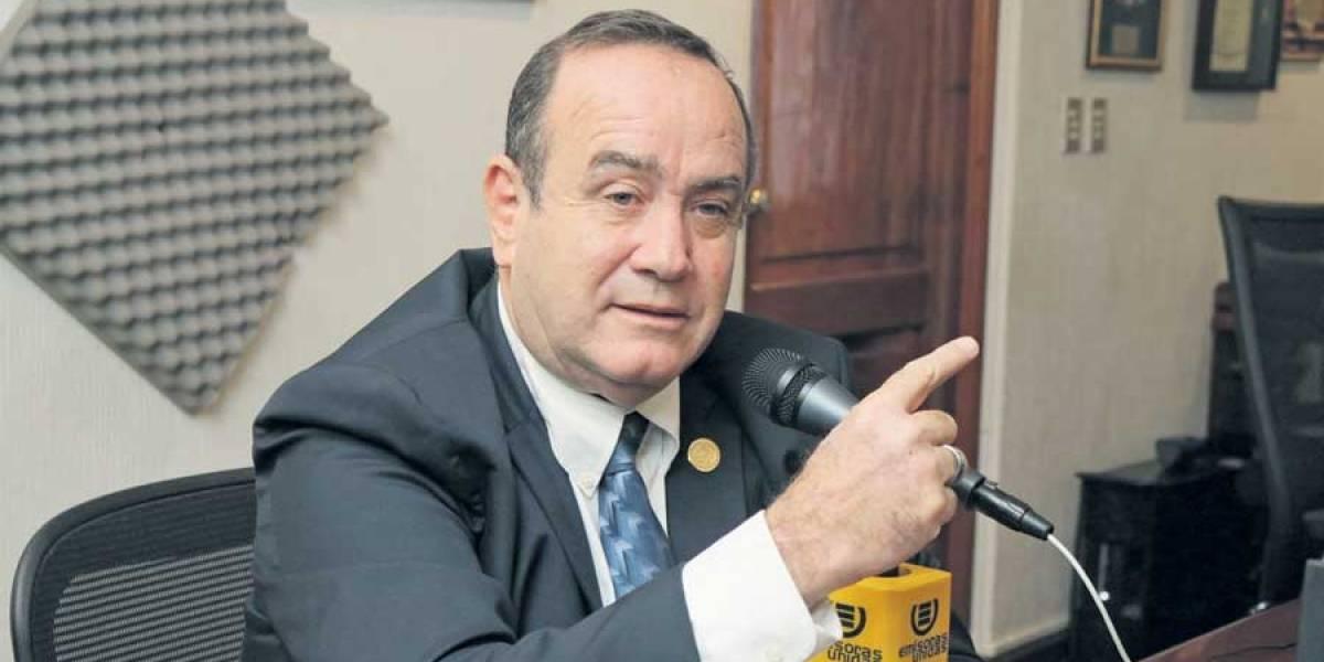 """Alejandro Giammattei: """"Probablemente no vamos a ser un gobierno perfecto, pero sí correcto"""""""