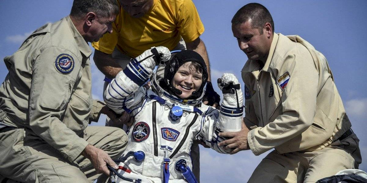 Astronauta Anne McClain: la primera delincuente espacial alega inocencia