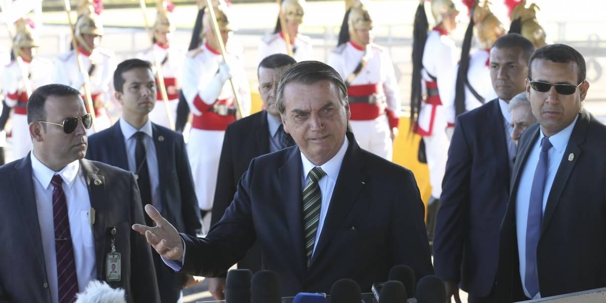 ¿Cómo inició el pleito entre Emmanuel Macron y Jair Bolsonaro?