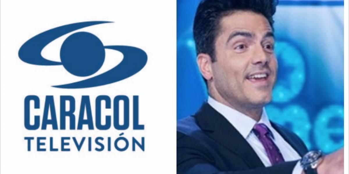"""¿Ernesto Calzadilla reveló delicado problema de Caracol """"sin querer queriendo""""?"""