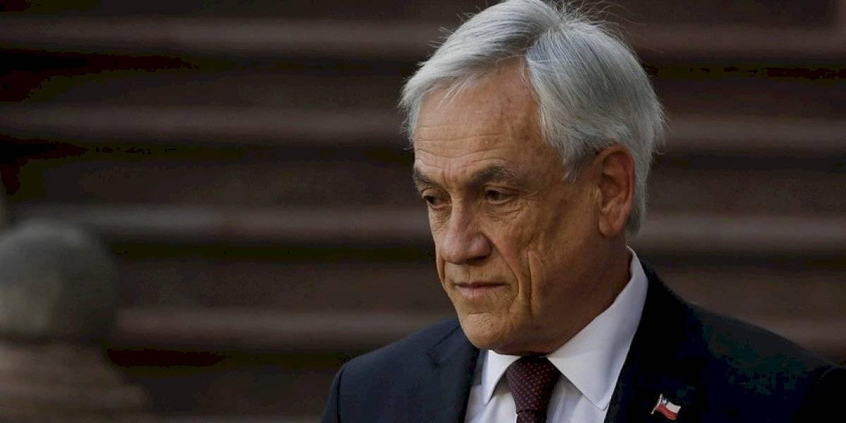 Presidente Piñera paga multa de casi $5 millones por casa en lago Caburgua