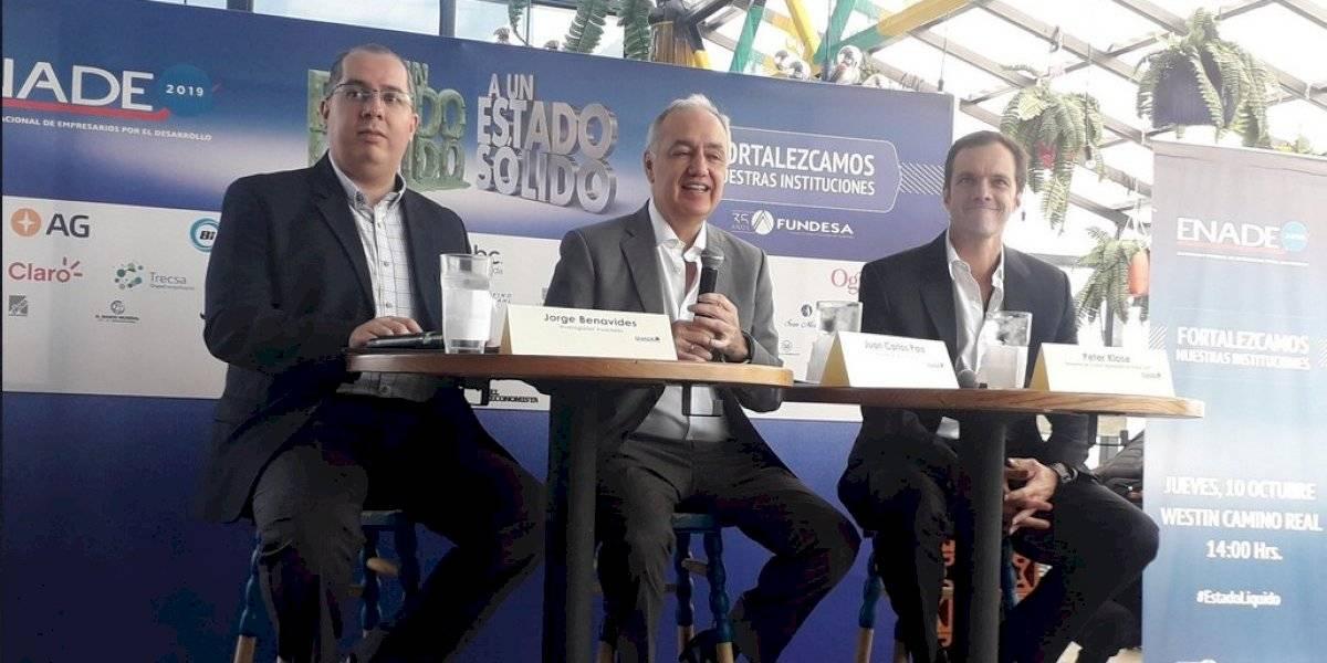 ENADE 2019 se enfocará en el fortalecimiento de las entidades públicas