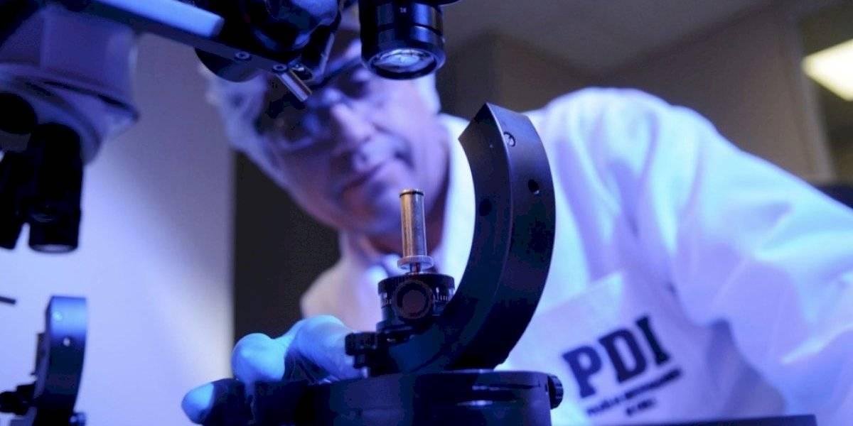 Técnicas y conocimiento científico al servicio de la justicia: Laboratorio de Criminalística PDI cumple 84 años