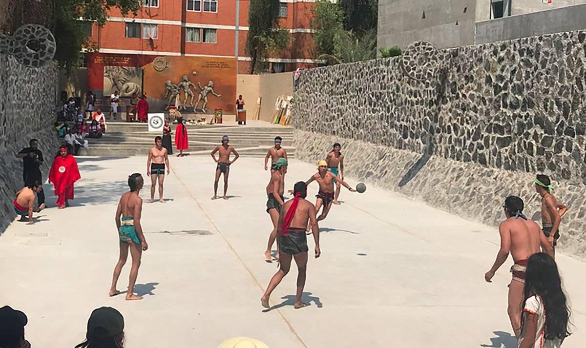 México juego de pelota