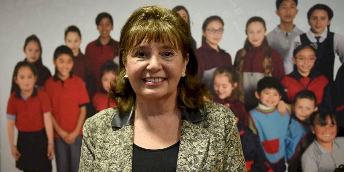 Dora Altbir obtuvo el Premio Nacional de Ciencias Exactas