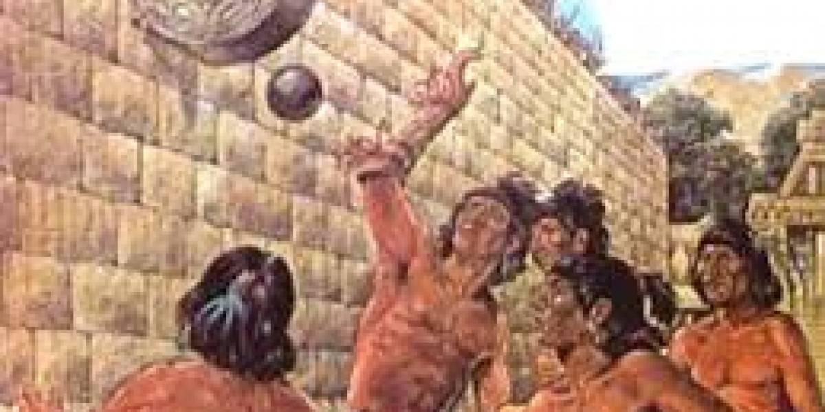 México: Buscan revivir el antiguo juego de pelota sin los sacrificios