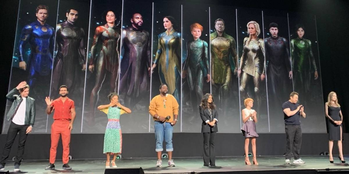 Marvel: Confirman a un superhéroe abiertamente gay en The Eternals