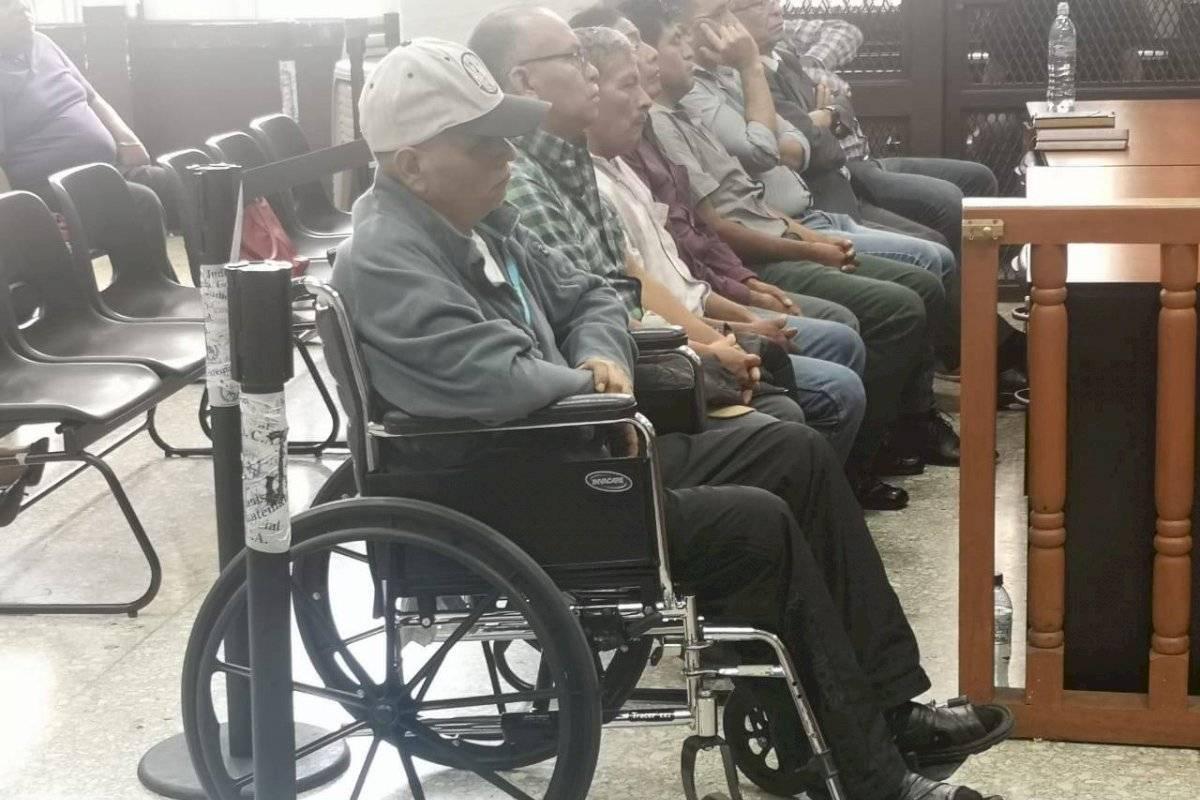 MP pide ampliar hechos contra exalcalde de Lanquín