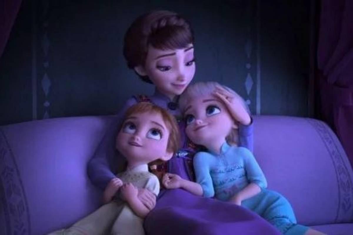 Revelan Nuevas Imagenes Y Otros Dos Personajes De Frozen 2 Nueva