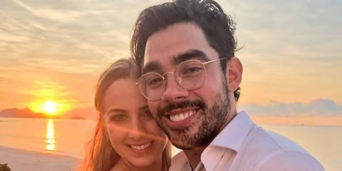 Namorada homenageia Gabriel Diniz, três meses após sua morte