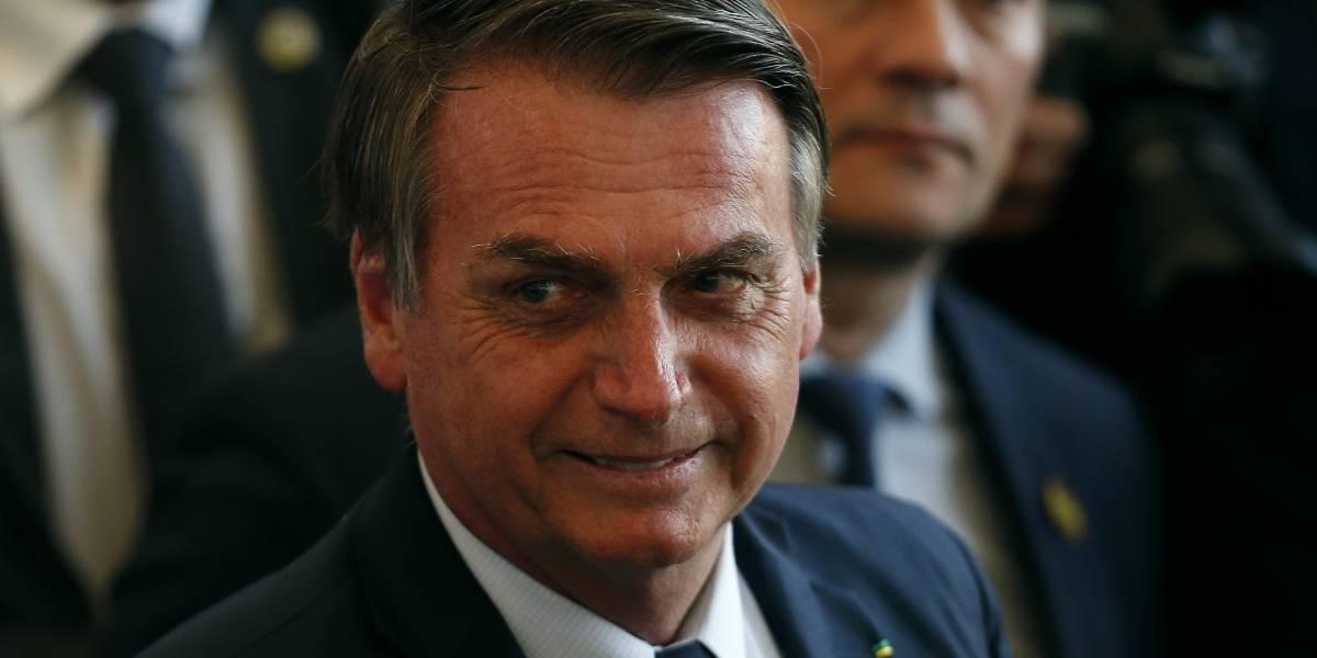 Bolsonaro aceptará ayuda del G7 para el Amazonas si Macron se retracta