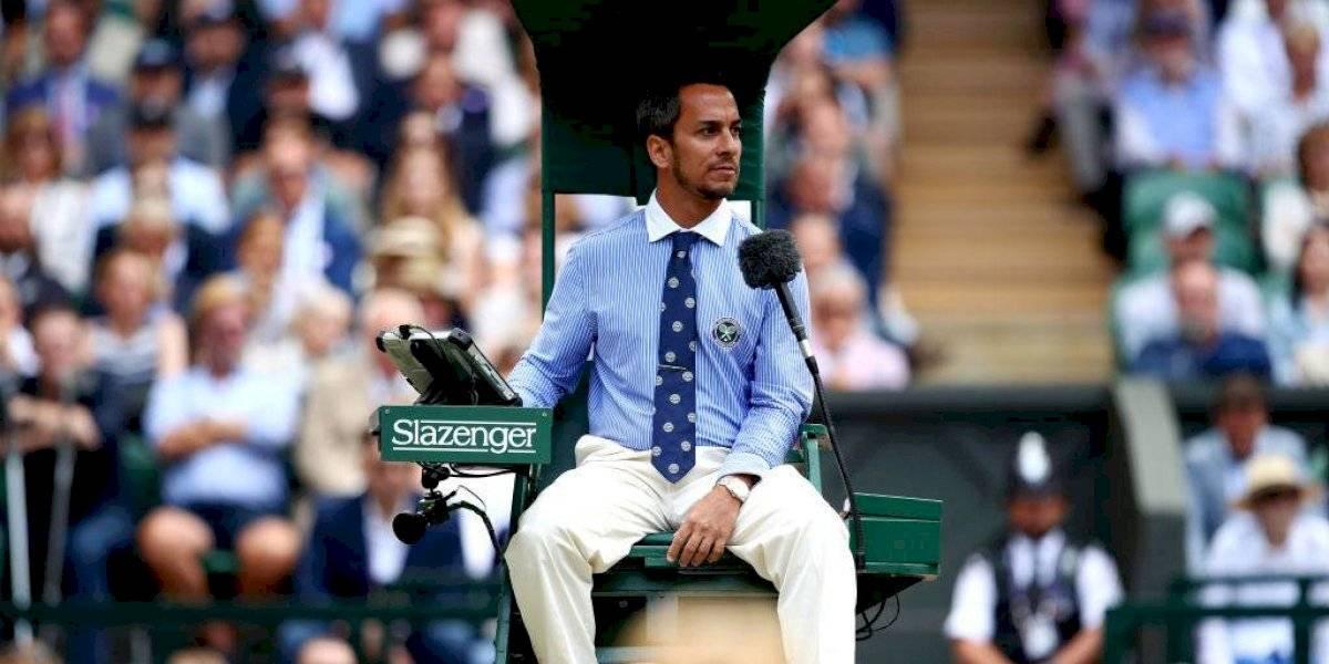 Increíble, pero cierto: La ATP despide a umpire argentino que dirigió la final de Wimbledon por dar entrevistas