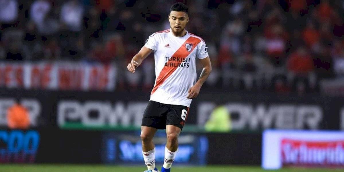Paulo Díaz sería el arma secreta de Gallardo para asegurar el paso de River a semifinales de la Libertadores