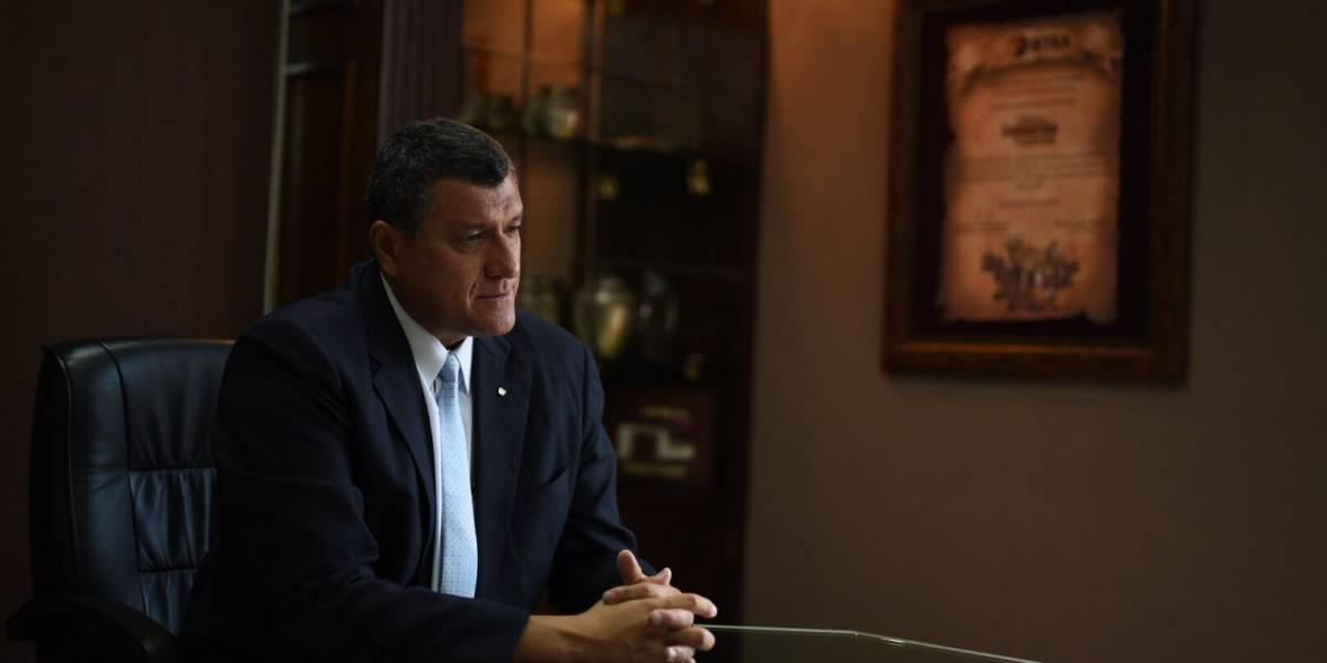 """Guillermo Castillo: """"No vamos a permitir ni la corrupción ni la incompetencia"""""""