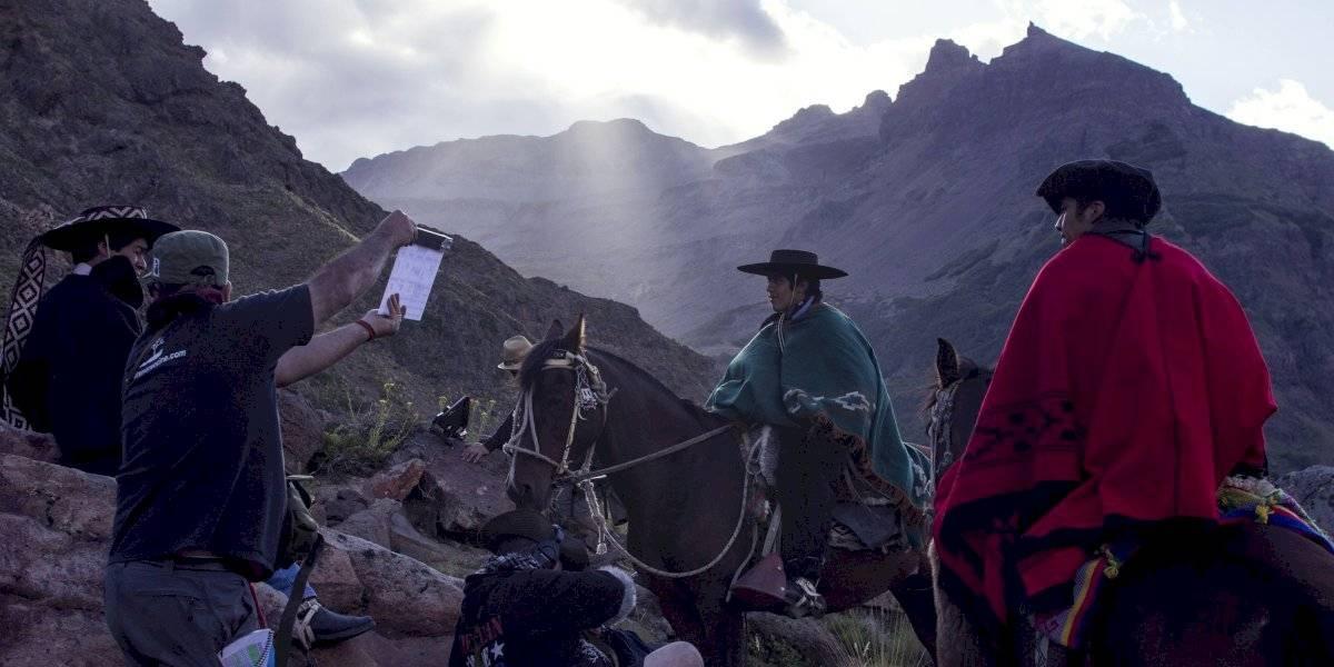 """""""Amukan"""": película en mapudungún que busca dónde proyectarse"""