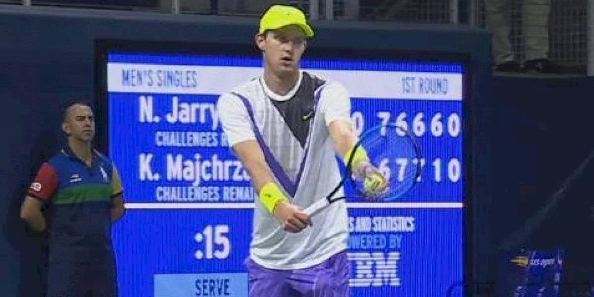 Jarry cambió de idea tras perder en el US Open y se la jugará en las clasificaciones de la gira asiática