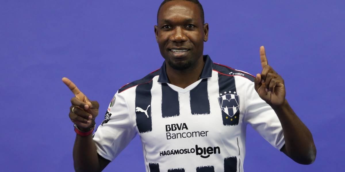 Habrían rescatado en Monterrey a Walter Ayoví, ex jugador de Rayados