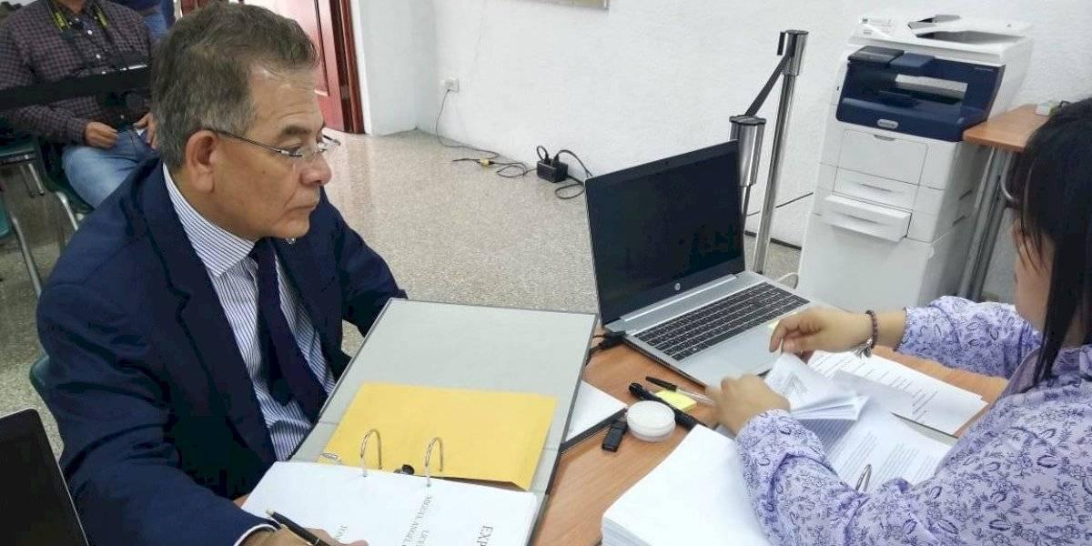 Juez Miguel Ángel Gálvez buscará integrar la CSJ en 2019-2024
