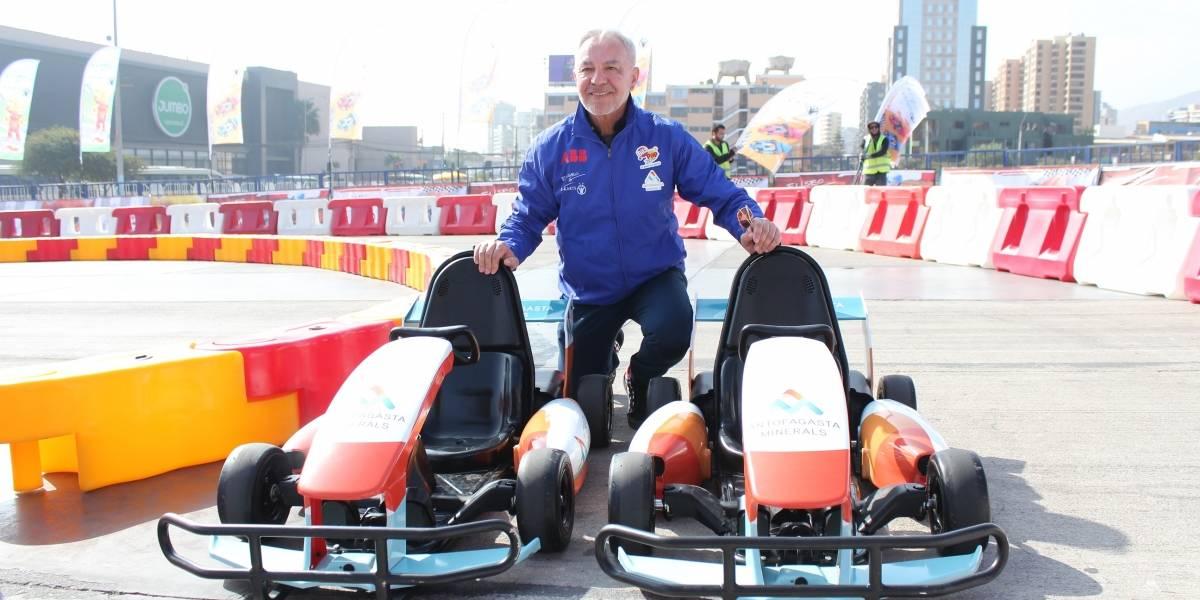 Los kartings eléctricos llegan a La Serena