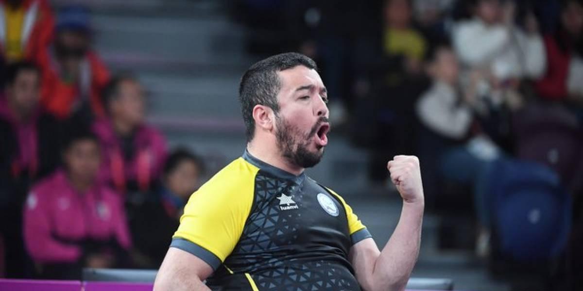 Chile sigue vistiéndose de oro en los Juegos Parapanamericanos de Lima 2019