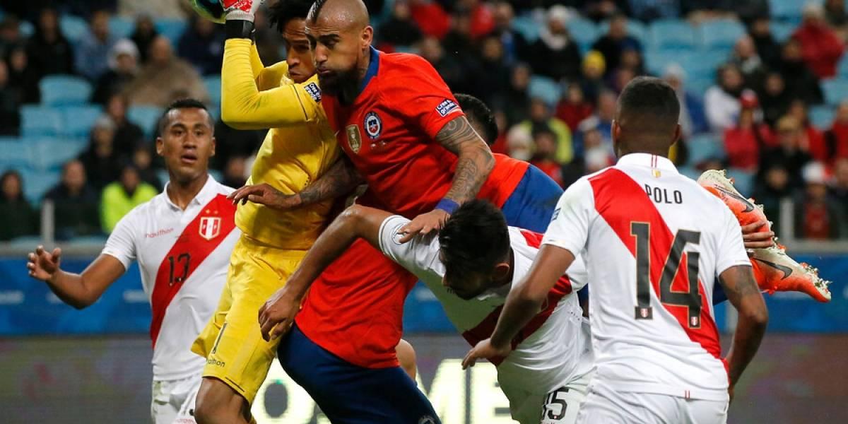 La revancha de Copa América: Chile y Perú se verán las caras en la fecha FIFA de noviembre