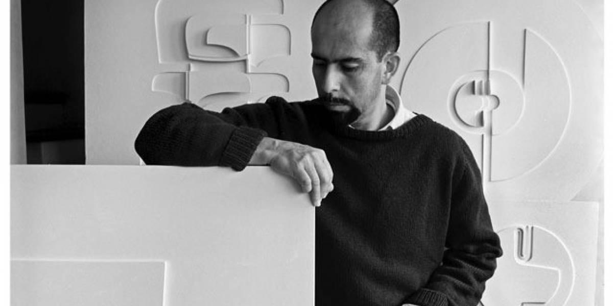 Google homenajeó con un doodle al escultor colombiano Eduardo Ramírez Villamizar