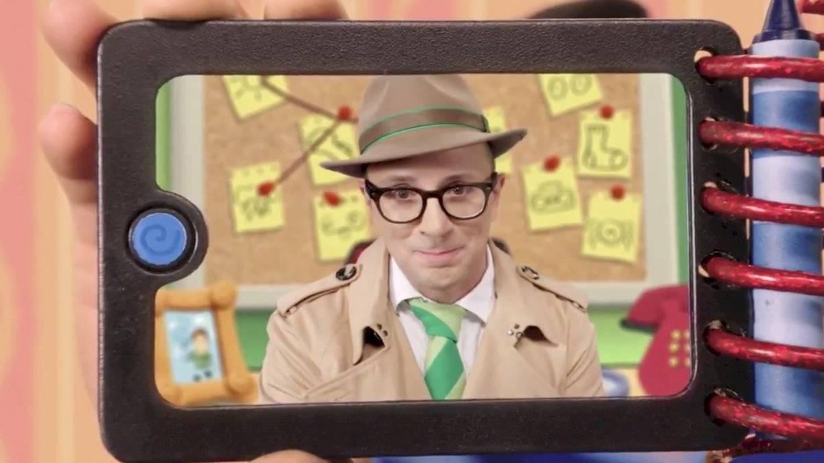 Nickelodeon Blue