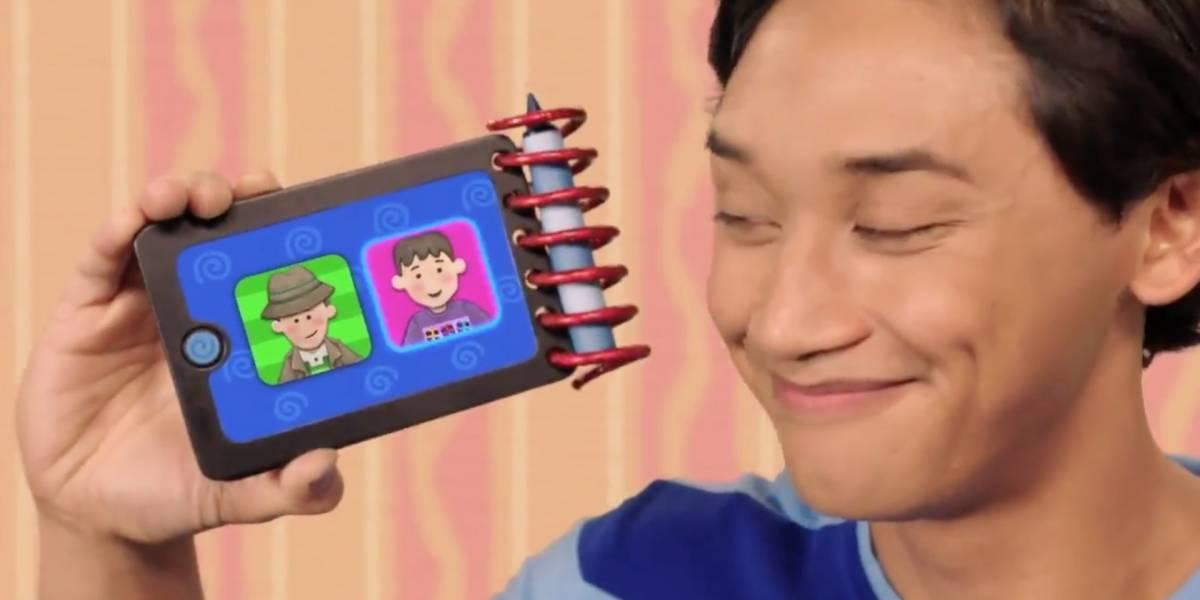 Directo a la nostalgia: Nickelodeon muestra el destino de Steve de Blue's Clues