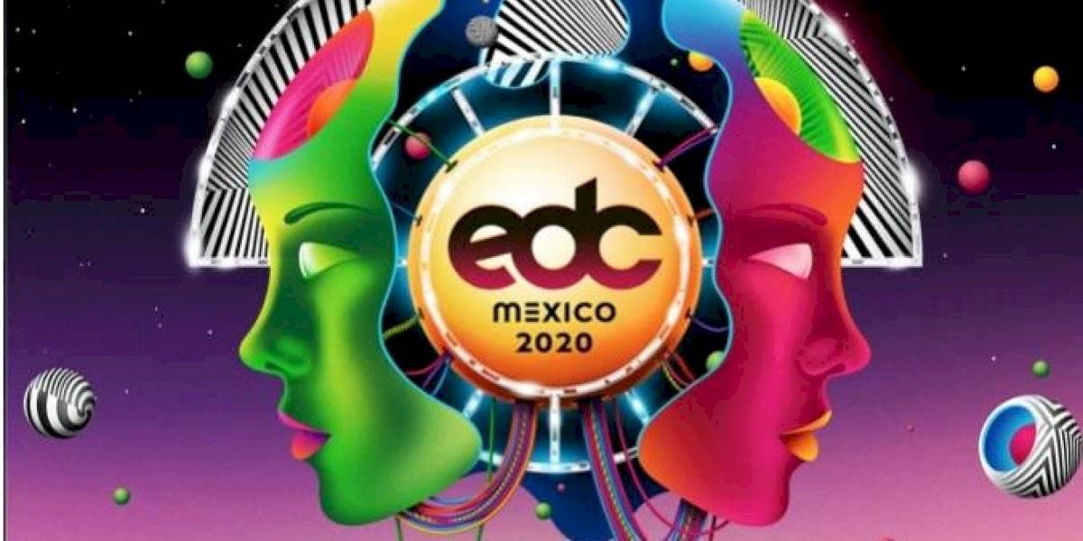 ¡Más música! EDC México tendrá tres días de electrónica