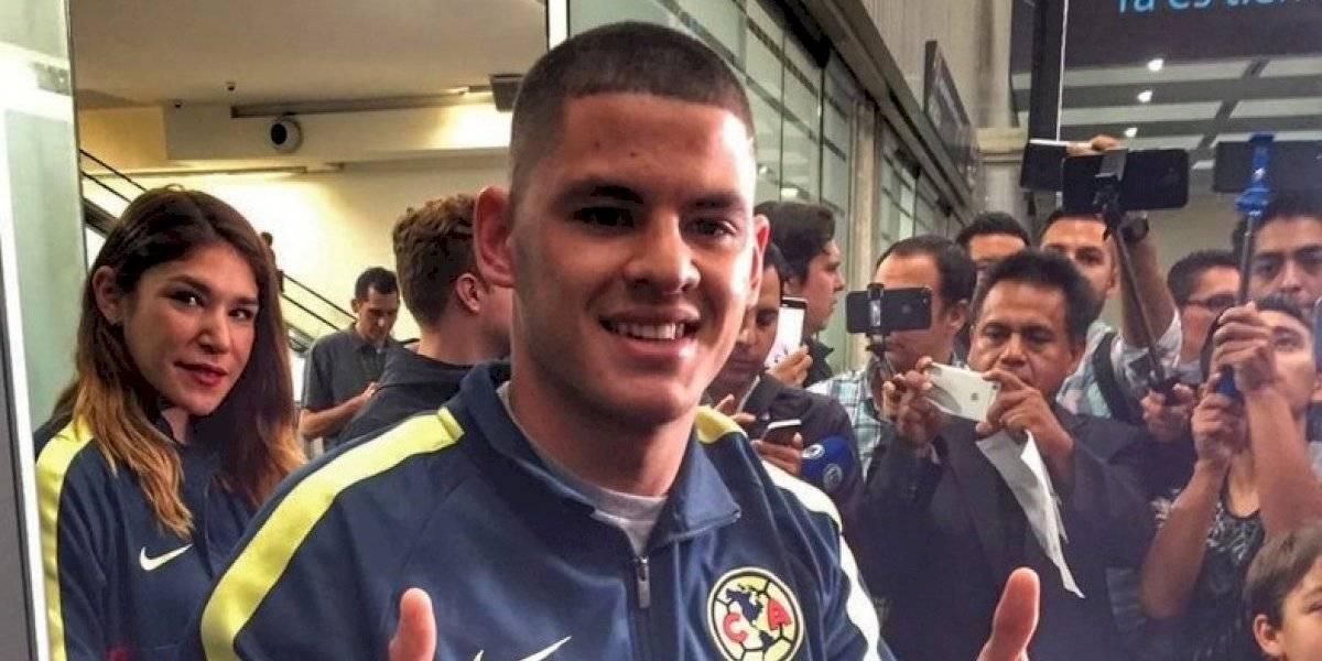 América es el equipo más grande de México: Richard Sánchez