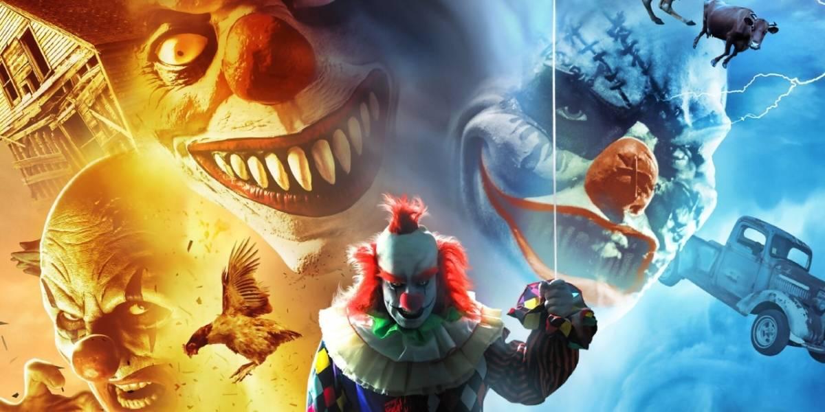 Peor que Sharknado: Clownado es la nueva película de terror que debes ver