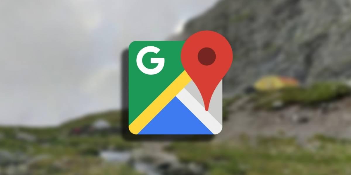 Google Maps: La cámara capta una extraña aparición en Transylvania