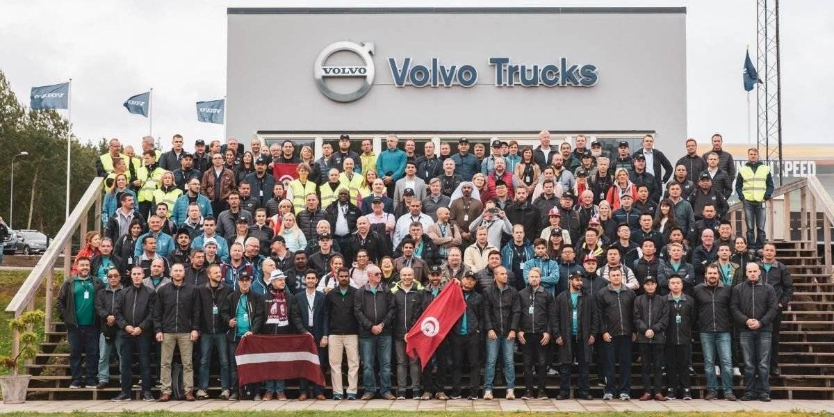 Volvo Chile busca al mejor conductor de camiones del país