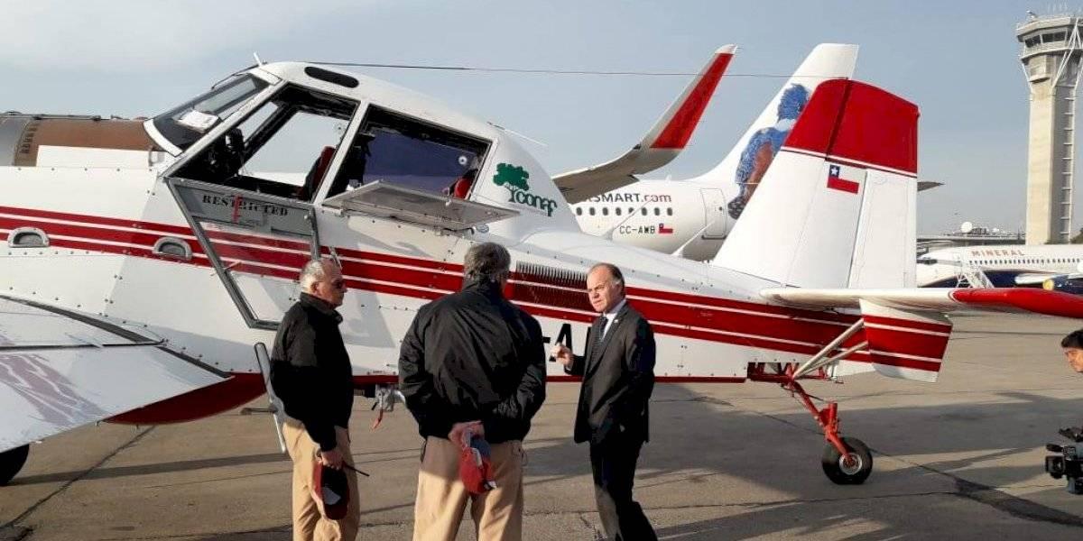 Plan Amazonas: el primer avión nacional ya despegó