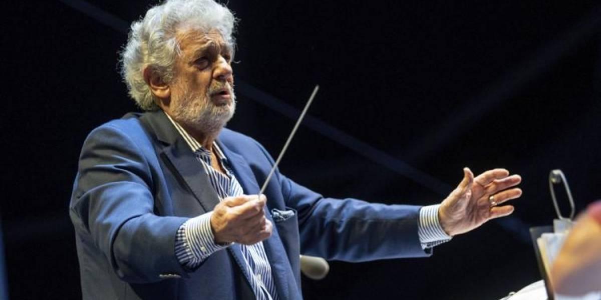 Ópera de Dallas cancela actuación de Plácido Domingo