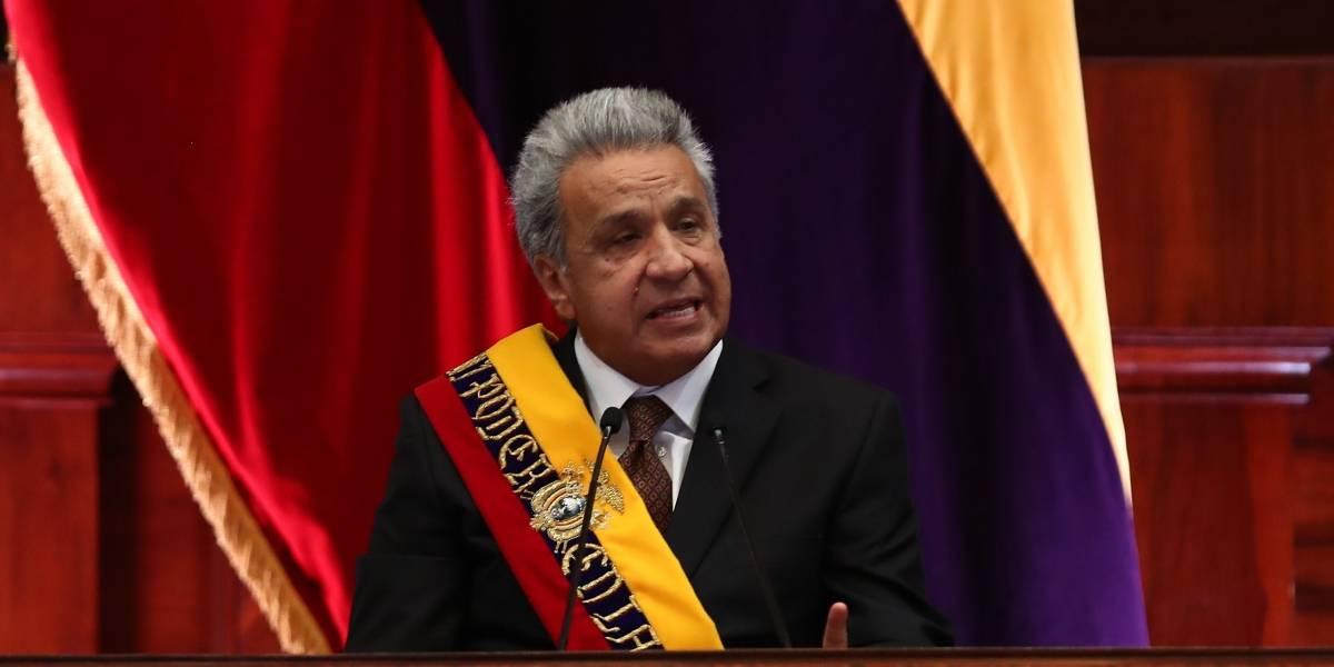 Lenín Moreno autoriza la construcción de una refinería con capital privado