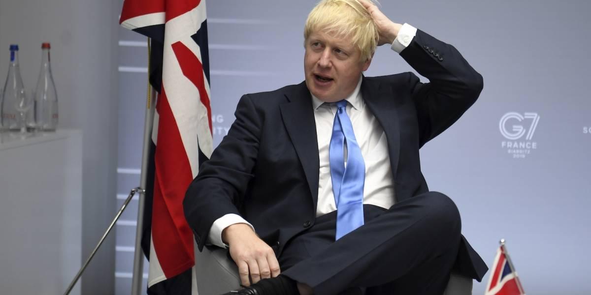 Boris Johnson pide suspender el Parlamento británico antes del Brexit