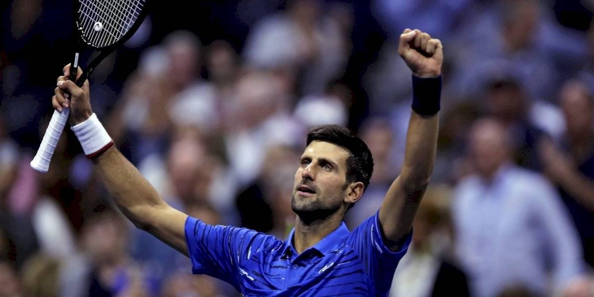 Novak Djokovic derrotó a un gran Juan Ignacio Londero y ya está en la tercera ronda del US Open