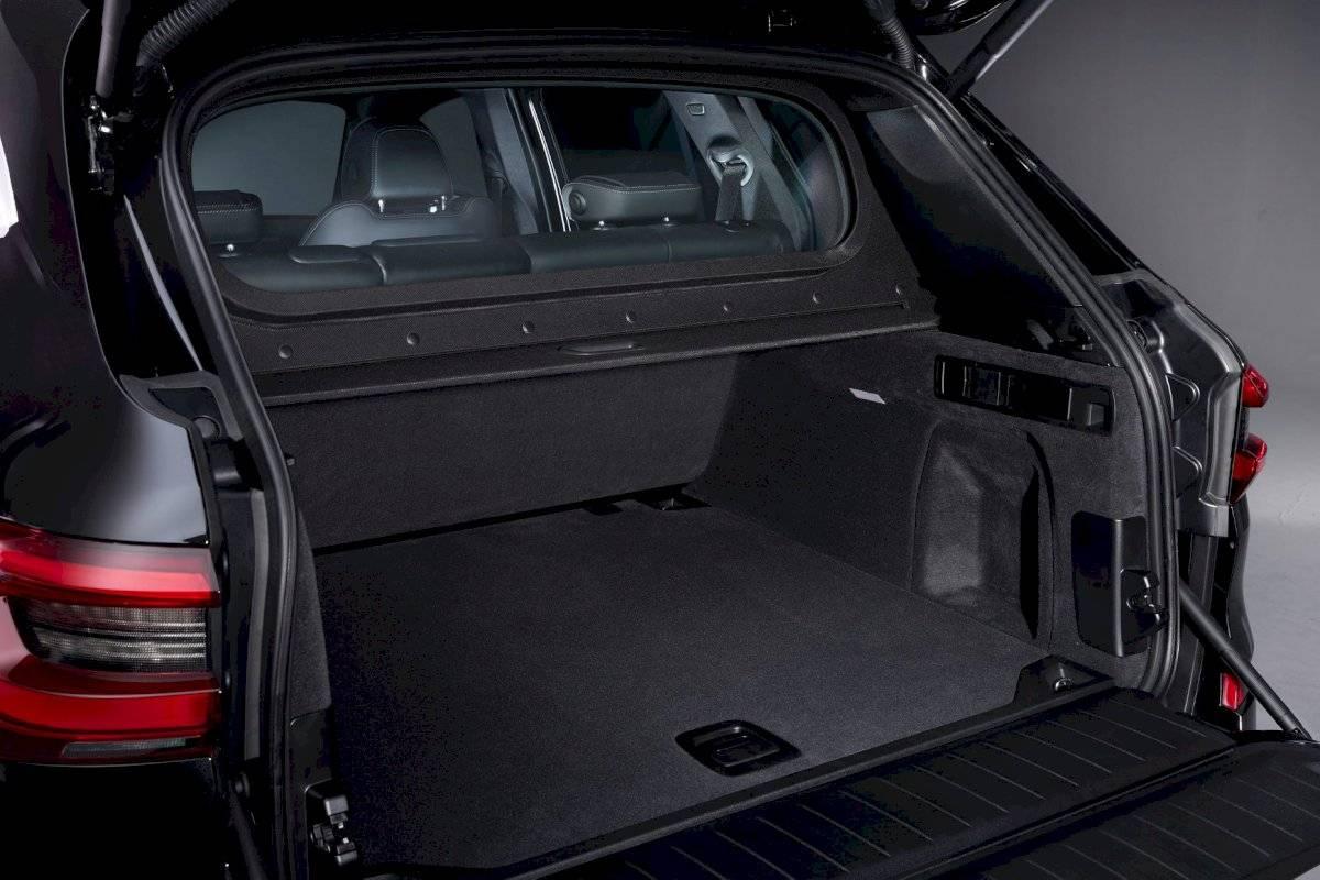 BMW X5 VR6 2020 camioneta blindada cajuela