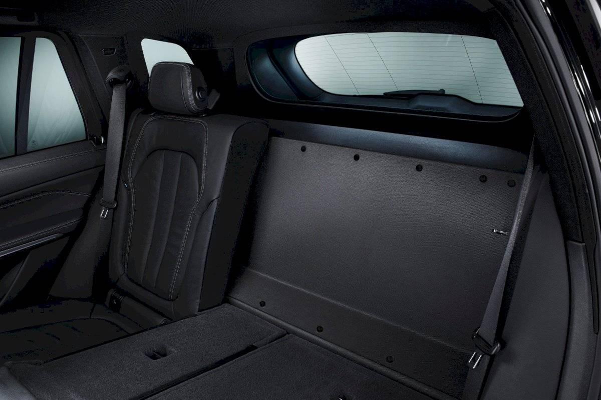 BMW X5 VR6 2020 camioneta blindada asientos