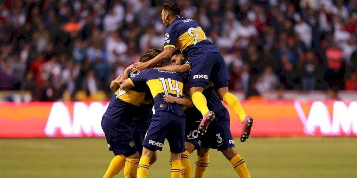 Se acabó el sueño de Liga de Quito en la Copa Libertadores