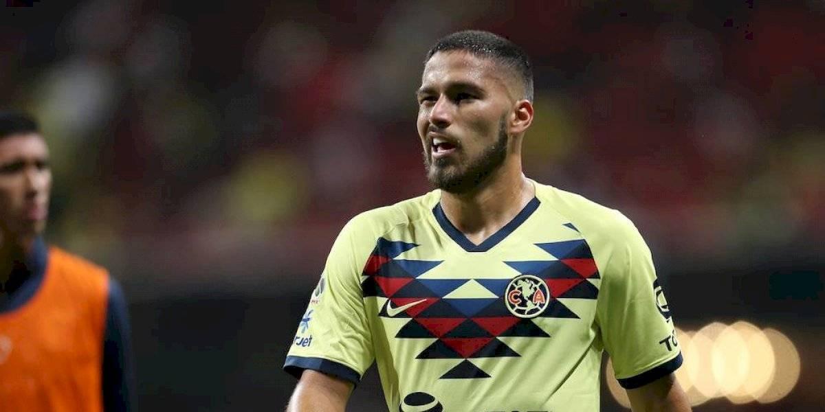 Bruno Valdez se suma a la lista de lesionados del América