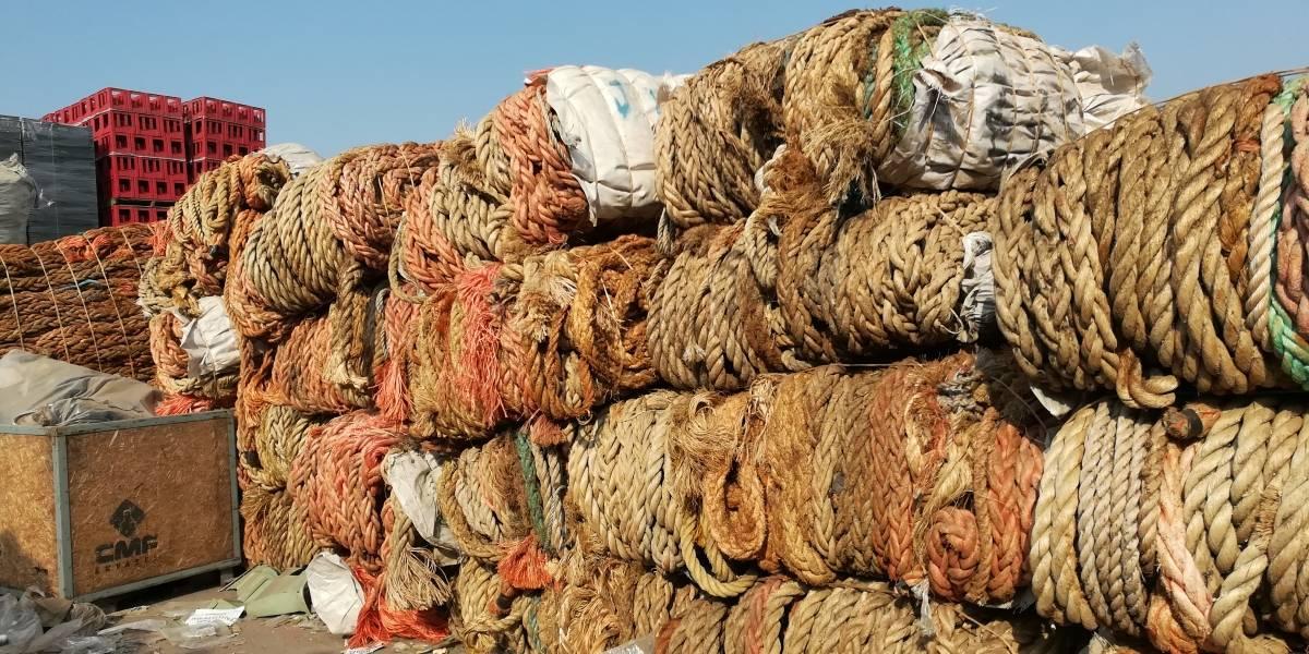 Reciclaje de cabos sueltos en la Patagonia gana concurso latinoamericano