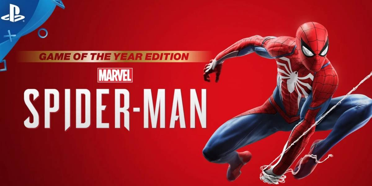 Pacote Marvel's Spider-Man: Game of the Year Edition já está disponível para PS4